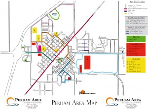 map 2014 city of Perham